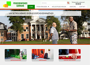Pensioenfonds Suriname