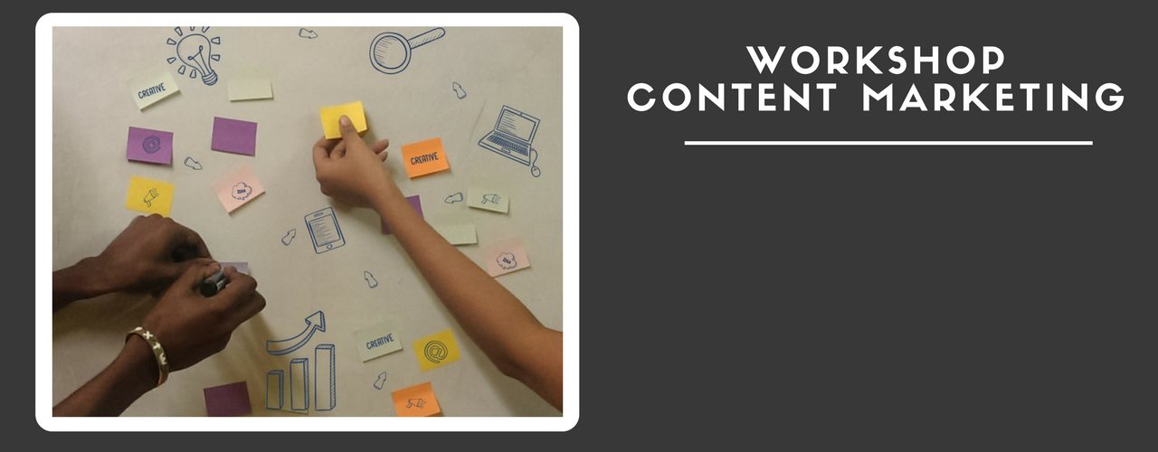 Workshop  Content Marketing